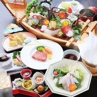 和歌山を食べ尽くす!海の幸・山の幸を最も贅沢に味わえる最上級会席■ 「極〜KIWAMI〜」■