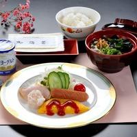 【添い寝無料】お造りや小鍋、煮物などが付いた和食会席「和(なごみ)御膳」