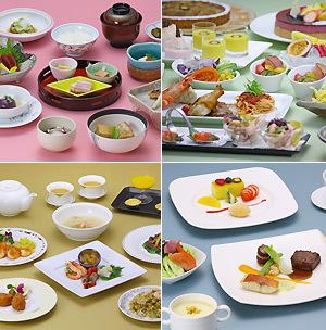 【Three Dining】選んで楽しむリゾートディナー