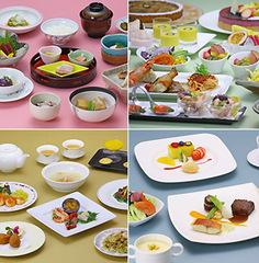 【55日前予約・夕食付】選んで楽しむリゾートディナー