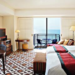 【14日前予約Luxury割】沖縄とフランスを味わう限定ディナーとラグジュアリーなお部屋を楽しむ贅沢