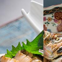 【新潟三大美味会席】のど黒×村上牛×地魚&鮑♪新潟が誇る「3つの珠玉」、夢の饗宴。