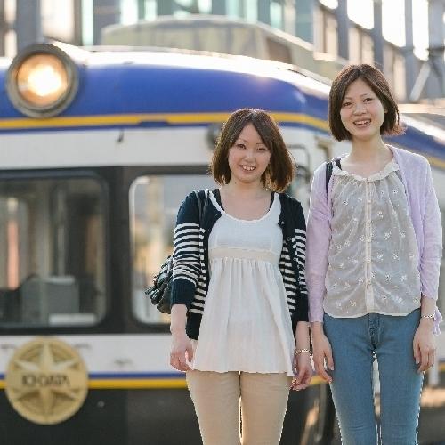 【朝食付】【女子旅応援★縁結び祈願】バス&電車3日間乗り放題の散策パーフェクトチケット付き♪