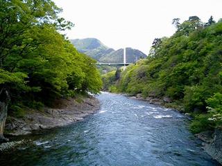【自然を感じる旅】 人気急上昇 「半日キャニオニング体験」 付の温泉旅♪〜夏得〜