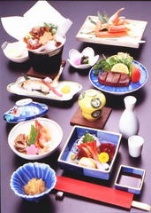 【直前割】ゆっくりお部屋食プラン〜旬の会席料理〜