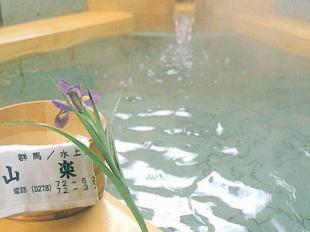【心にググっと】スタンダード♪天然温泉を満喫!旬の素材を生かした料理を堪能♪【北関東魅力プラン】