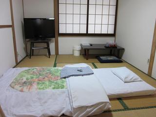 和室6畳 ビジネス素泊まり低料金プラン!