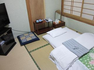 和室4.5畳 ビジネス素泊り低料金プラン!!