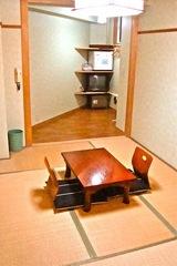 和室6帖+2帖程のスペース