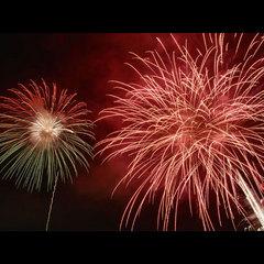 【石和温泉・冬の花火大会】〜笛吹川の舞〜鑑賞プラン【特典付】