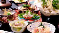 <つかさの地魚会席>3つのこだわりで日本海の旬の味覚を存分に楽しむ