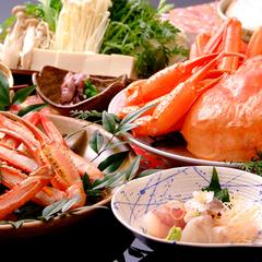 5月末まで◆春の香住ガニ◆本場の『紅蟹会席』フルコースプラン!!