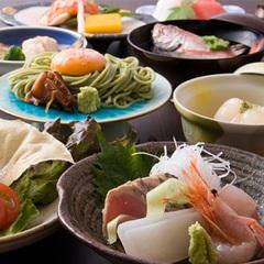 【夏得】香住の夏◆旬の食材で「地魚会席」プラン♪