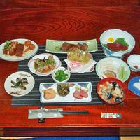 【2食付】里山の息吹、里の美味を贅沢に味わう<郷土料理プラン>