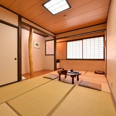 【深山館】和モダンな和室10畳(2003年築)