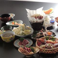 【大正鍋付き】合鴨×特製味噌スープ★創業からの人気のメニュー大正鍋付きプラン(1泊2食)