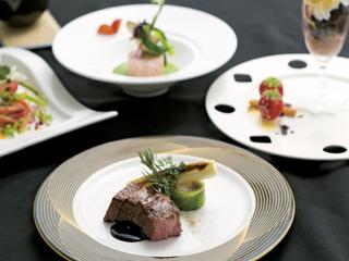 1泊2食付 <セレクト和洋コース>和と洋の料理長が競うこだわりディナー