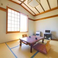 【禁煙】和室6畳(バス無/トイレ無)