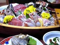 【春夏旅セール】平日お得♪漁師町ならではの美味しさ!活き造りプラン【春休み・GW・夫婦・お部屋食】