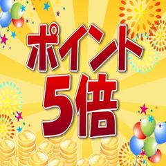 【楽天ポイント5倍】プラン★お得に泊まってガッツリ貯める★Wi-Fi無料