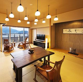 プライベート空間◆アッパースイート77〜95平米◆【部屋食】