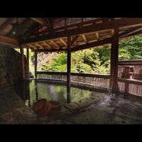 【1泊2食】間欠泉と鬼怒川の渓谷美を眺める♪源泉かけ流しの露天風呂を満喫!