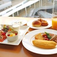 【高層階クラブフロア】専用クラブラウンジアクセス付き ゆったりステイプラン <朝食付>