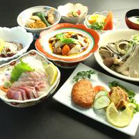 【一番人気】新鮮海の幸&郷土料理でおもてなし!(1泊2食付)