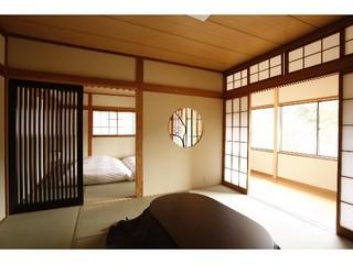和室(8畳+8畳+広縁)もみじ
