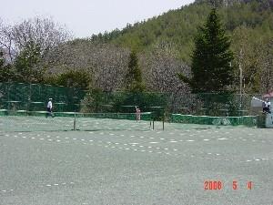 お得なテニスプラン!(1面@1000〜2000)