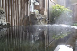 【禁煙】岩風呂付客室【お部屋で温泉】