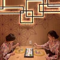 新感覚の個室ダイニング「彩」ワンランク上のDX会席☆デザイナーズROOMで過ごす寛ぎの食空間☆個室食