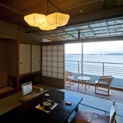 ◆【2016年当館人気】総合2位◆窓からは一面海!白鷺亭でのんびりSTAY&あわび付