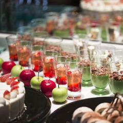 翌日の金沢観光に嬉しい♪「マレ・ドール」ケーキセット&手荷物預サービス付★選べる夕食&海の見える部屋