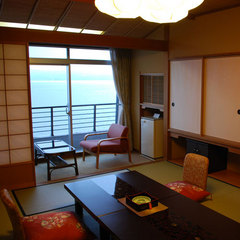 海の見える部屋(海側)バス・トイレ付