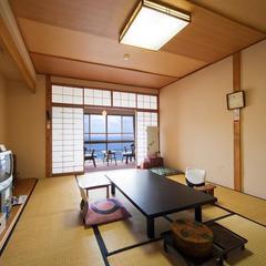 ◆お正月プラン◆伊豆の温泉宿で初日の出♪お部屋で厳選お正月特別料理と掛け流し100%天然温泉を満喫♪