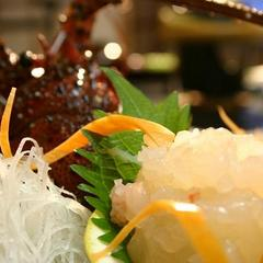 【おすすめ♪たかみホテル伊勢海老祭】お造り・黄金焼・金目鯛の姿煮◆豪華磯料理◆伊勢海老&金目鯛の饗宴