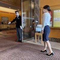 【3密回避!ホテル直結の駐車場が便利】駐車場無料プラン