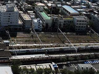 トレインビュープラン ★鉄道が眺められる大人気南側指定★