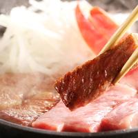 鮑&但馬牛のステーキ付き☆香住ガニコース de 『 親孝行な旅プラン 』