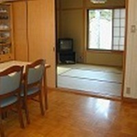 グループで1戸建貸別荘和室6畳2部屋(A棟〜E棟)