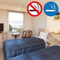 【喫煙】ツインルーム(14平米・湖側)