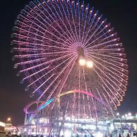 \横浜Enjoy/横浜を一望!世界最大級観覧車「コスモクロック21」チケット付&12時チェックアウト