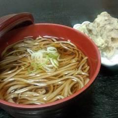≪秋の味覚≫舞茸の天ぷらと共に 代々伝わる手打ち蕎麦付♪源泉かけ流し☆貸切露天ご利用無料