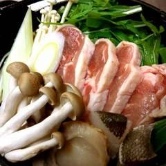 【期間限定】群馬の名産・赤城鶏をあったかお鍋で♪貸切露天×部屋食で冬のおこもり温泉旅