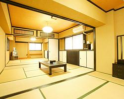 ☆禁煙和室22畳☆4名定員・ルームチャージ★大浴場完備