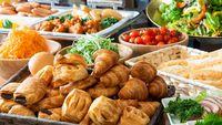 【朝食付】22時までチェックインOK!朝食は美味しい秋田ごはん♪<朝食ブッフェ付プラン>