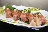 ☆彡ご夕食の際にもう一品♪人気の厳選秋田錦牛にぎり寿司☆彡