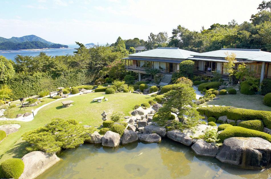 宮浜温泉 庭園の宿 石亭 image