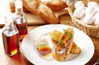 【新宿かどやホテル朝食改善プロジェクト】トロトロ♪至極のフレンチトースト朝食付プラン